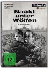 Nackt unter Wölfen HD-Remastered Armin Mueller-Stahl, Erwin Geschonneck NEW DVD