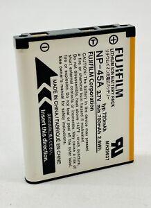 Genuine Original Fujifilm NP-45A Battery For NP-45 J10 J25 J35 JV150 Z31