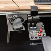 Für THRUSTMASTER Hotas X56 VKB Flugsimulator Joystick Metallmontageplatten-Kit