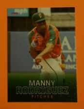 2018 Choice, Greensboro Grasshoppers - MANNY RODRIGUEZ - Venezuela