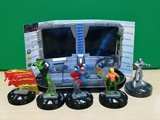 HEROCLIX DC Teen Titans - (Team Base INCOMPLETE) T002 Justice League
