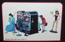 NEW Banpresto LUPIN the 3rd Figure Collection SLOTMACHINE VER. COMPLETE 4 PC SET