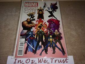 Marvel Comics - Marvel Point One (2015)