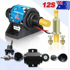 12v ELECTRIC PETROL FUEL PUMP. 4-7 psi. SELF TRANSFER PUMP 35GPH &5YR WARRANTY
