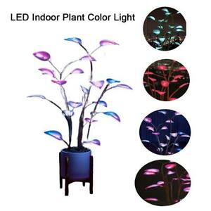 The Magical LED Houseplant LED Artificial Plants for Home Decor