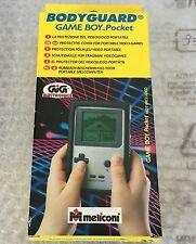 Nintendo Body Guard Meliconi Gig Electronics Rubber Cover Game Boy Pocket