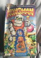Tomy Kongman 1980's Vintage Game Toy Retro Electronic Rare Boxed SPARES / PARTS