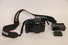 Canon EOS Rebel T3 12.2MP Digital SLR Camera - Black (Body Only) Shutter: 1394