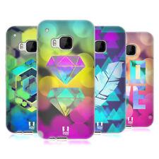 Étuis, housses et coques graphiques en silicone, caoutchouc, gel pour téléphone mobile et assistant personnel (PDA) HTC