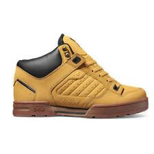 scarpe da skate da ginnastica da uomo marrone stringhe