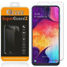SuperGuardZ Tempered Glass Screen Protector Guard For Samsung Galaxy A50 / A50s