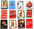 COCA-COLA COKE PEPSI EE.UU. Cartas Juego Muchos motivos DE PLAYING CARDS