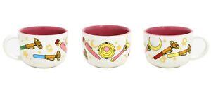Sailor Moon Transformation Pens Latte Mug
