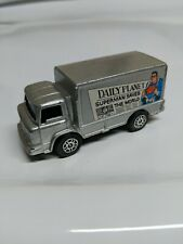 CORGI JUNIORS LEYLAND TERRIER SUPERMAN DAILY PLANET 1979 SILVER