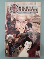 SILENT DRAGON TPB 2006 WILDSTORM COMICS LEINIL YU ART! BRAND NEW UNREAD!