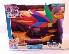 My Little Pony the Movie Rainbow Dash Swashbuckler Pirate Airship Walmart Exclsv