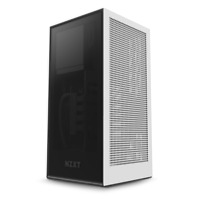 🔥NZXT H1 Matte White Computer SFF Case with PSU AIO and Riser Card SHIPS NOW🔥