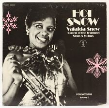 Valaida Snow , Hot Snow - Queen Of The Trumpet - Sings And Swings  Vinyl Record