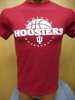 Mens Licensed Indiana Hoosiers Basketball Shirt New S