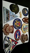 USAF AIR MOBILITY COMMAND PATCH and others