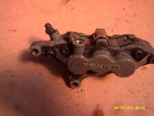 kawasaki zxr 6 pot brake caliper tokico left hand