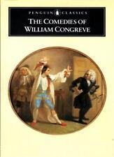 The Comedies of William Congreve  (Penguin Classics),William Congreve, Eric S.