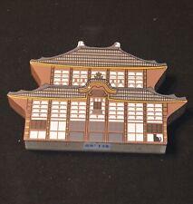 New ListingThe Cat'S Meow Village East Great Temple Nara Japan Buddhist Wood Shelf Sitter