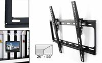 "TV Wall Mount Slim Bracket for Sony Samsung Toshiba Hitachi Panasonic 26""-55"""