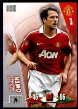 Panini Manchester United 2011 Adrenalyn XL - Michael OWEN Home Kit