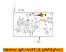 TOYOTA OEM-Headlight Head Light Headlamp 9098113046