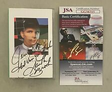 GARTH BROOKS Signed The Collection Cassette Tage Autographed AUTO JSA COA