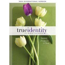 NEW - Verdadera identidad NVI: La Biblia para la mujer de hoy (Spanish Edition)