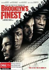 Brooklyn's Finest - RICHARD GERE - DON CHEADLE - WESLEY SNIPES (DVD, 2010) #3392