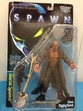 McFarlane Toys Spawn The Movie - Burnt Spawn