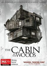 The Cabin In The Woods (2011) Richard Jenkins, Bradley Whitford - NEW DVD - R4