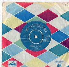 "Joe Loss - Wheels Cha Cha / Latino Cha Cha 7"" Single 1961"