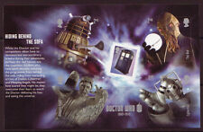 GREAT BRITAIN 2013 DOCTOR WHO BOOKLET MINIATURE SHEET UNMOUNTED MINT, MNH
