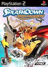 Splashdown: Rides Gone Wild (Greatest Hits) Ps2 GAME NEW