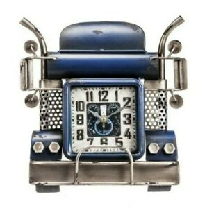 "Wall Clock - The Hard-Working Diesel of Years Ago - 11.4"" x 12.2"" x 2.7""  *NWT*"