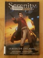 Serenity : Firefly Class 03-K64 Leaves on the Wind Vol 4 Hc By Whedon, Joss