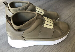 UGG Neutra Khaki shade Trainers Sneakers Womens Size 7 VGC