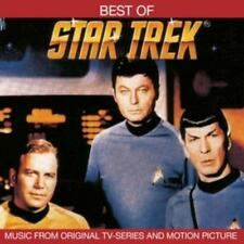 LP Vinyl Star Trek Best Of Star Trek