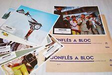 bourvil GONFLES A BLOC !  mireille darc  jeu 12 photos cinema  lobby card 1969
