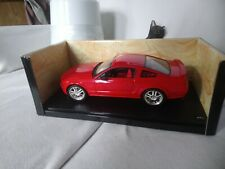 Hot Wheels 1/18 Ford Mustang GT Red