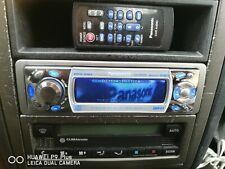 autoradio t gamma panasonic cq-c8300n cd mp3 wma 3 rca 5v display con animazioni
