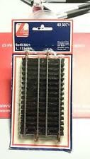 LIMA BINARIO DRITTO art 403021 n° 6 pezzi LUNGO 111 mm conf 403071 NUOVI 1970