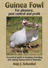 Guinea fowl Book for Australia, brand new