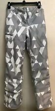 Under Armour Storm2 Snow Ski Snowboard Pants Youth Medium Grey And White