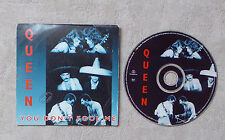 """CD AUDIO MUSIQUE INT / QUEEN """"YOU DON'T FOOL ME"""" 2T CD SINGLE 1996"""