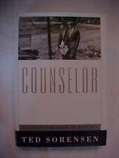 2008 Hb Book, Counselor: A Life At The Edge Of History by Sorenson; Jfk, History